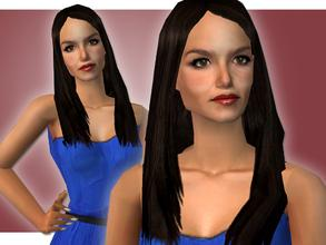 Sims 2 — Victoria Justice by TSR Archive — Victoria Justice (Born 1993) is an American actress, best known for starring