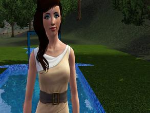 Sims 3 — Adrielle Mason by NeonSims2 — -NOT INCLUDED- Pralinesims Skin 5.0