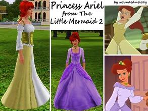 Sims 3 Downloads Ariel