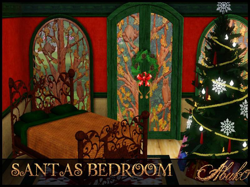 Abuk0 39 S Santas Bedroom