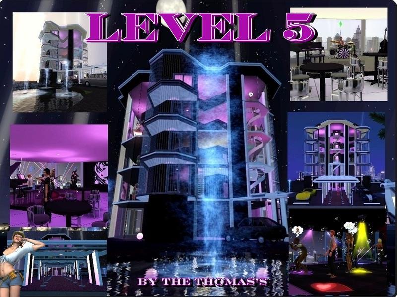 Thethomas04s Level 5 Night Club