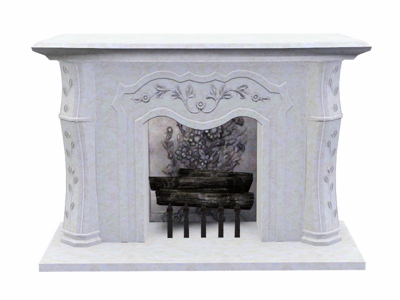 Around the Fireplace - FireplaceTraditional no chimney - ShinoKCR's Around The Fireplace - FireplaceTraditional No Chimney