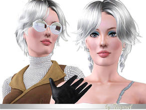 Sims 3 — Female ModeL-25 (Adult) by TugmeL — Young Adult Female Model-New update (Rev.2) Needs Basegame!