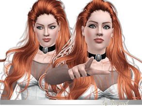 Sims 3 — Female ModeL-06 (Adult) by TugmeL — Adult Female Model-New update (Rev.2) Needs Basegame Optional:clothing for
