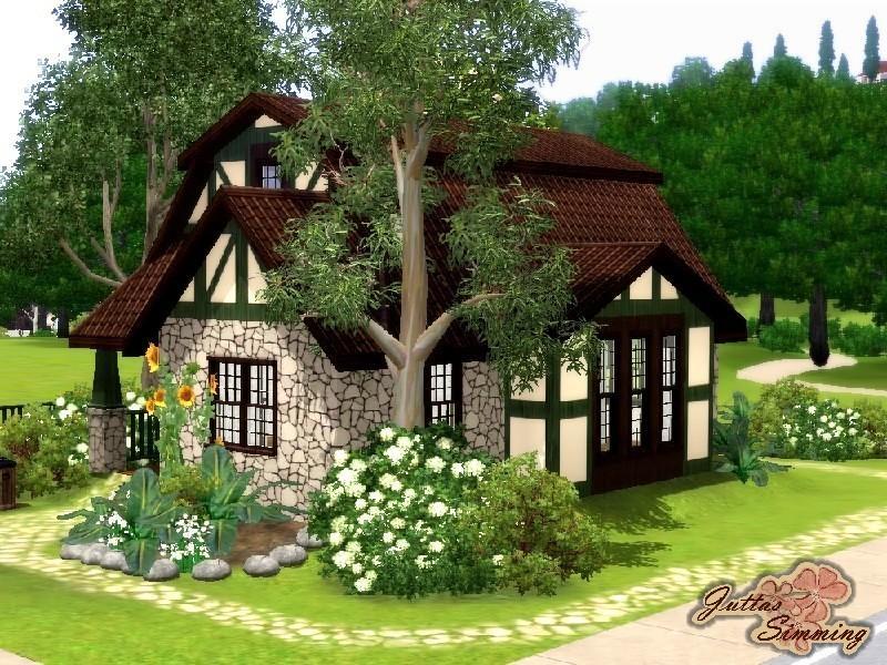 Small tudor house small tudor cottage small cottage house for Small tudor house