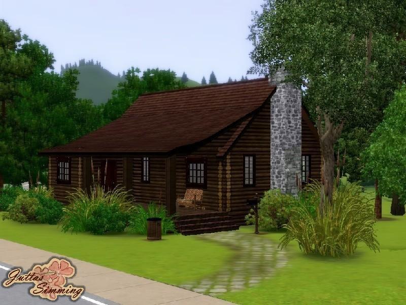 Juttaponath 39 s tiny log cabin starter for Cabin lots