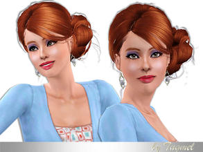 Sims 3 — Female ModeL-08 (Adult) by TugmeL — Young Adult Female Model-New update (Rev.2) Needs Basegame!