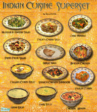 Sims 2 — Indian Cuisine Superset by Simaddict99 — Contains all of my Indian meals and the required customs dishes.