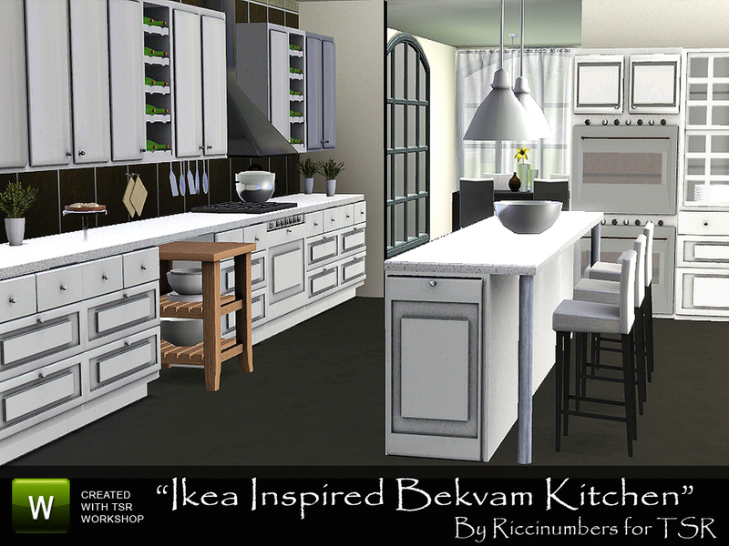 thenumberswoman 39 s ikea inspired bekvam kitchen