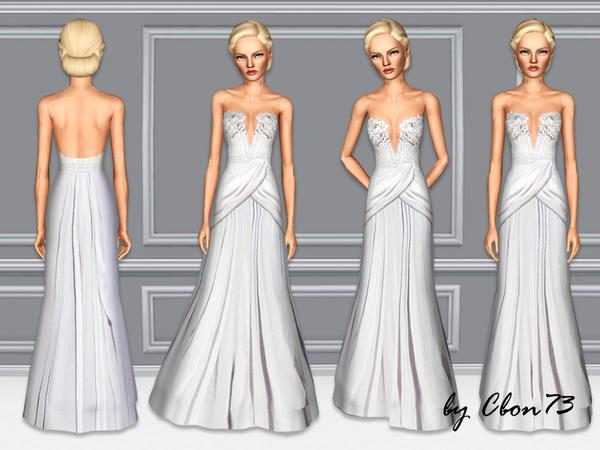 Mrs. Saab Exclusive Haute Couture Gown by Cbon73 W-600h-450-2003113