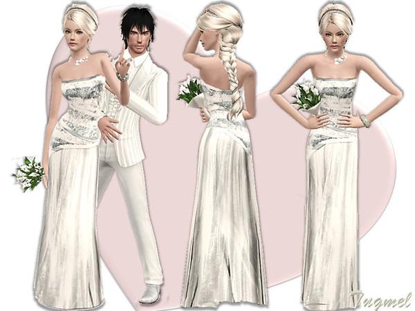 Wedding Dress-10 By Tugmel @ TSR W-600h-450-2003793