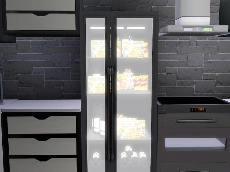 Jomsims Refrigerator Bao Kitchen Suite Bao
