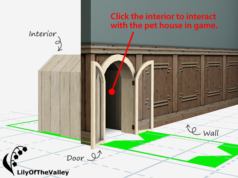 Under Stairs Pet House