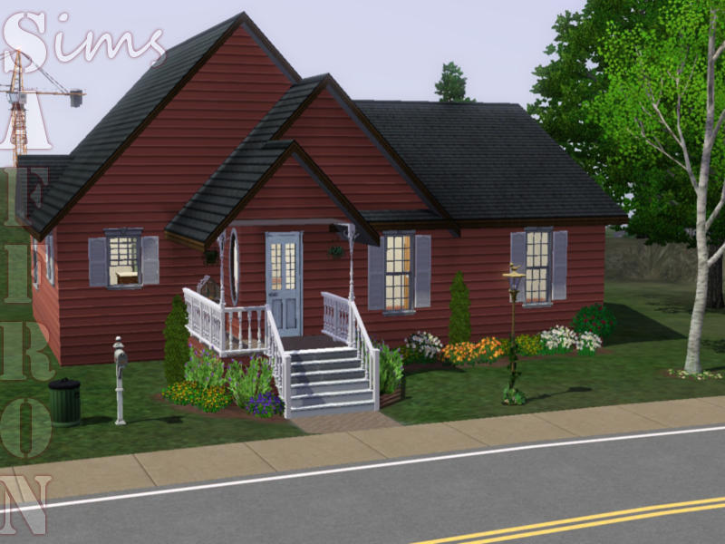 Sims saffron 39 s little sienna house for Sienna house