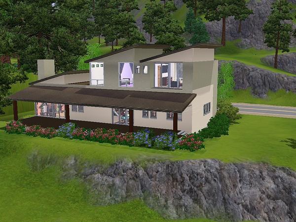 Millyana 39 s ocean overlook modern view home for Modern view homes