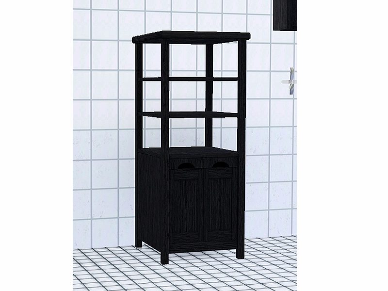 thenumberswoman 39 s ikea inspired freden bath shelving. Black Bedroom Furniture Sets. Home Design Ideas