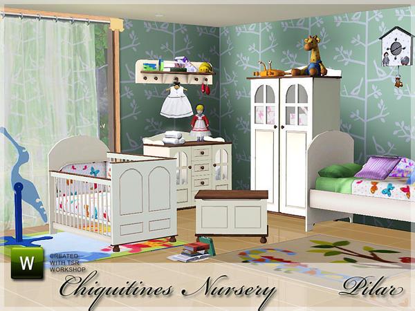 Pilar s chiquitines nursery