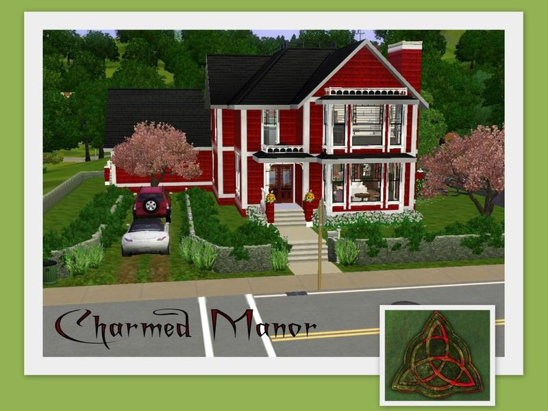 allen92909's the charmed manor
