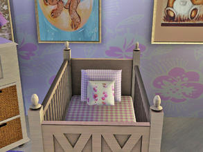 Sims 3 Objects Baby Crib