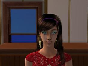 Sims 2 — Azure Eyes by Silerna — Azure Blue eyes