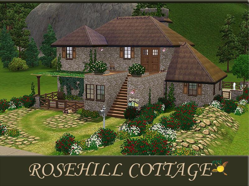 evi rosehill cottage. Black Bedroom Furniture Sets. Home Design Ideas