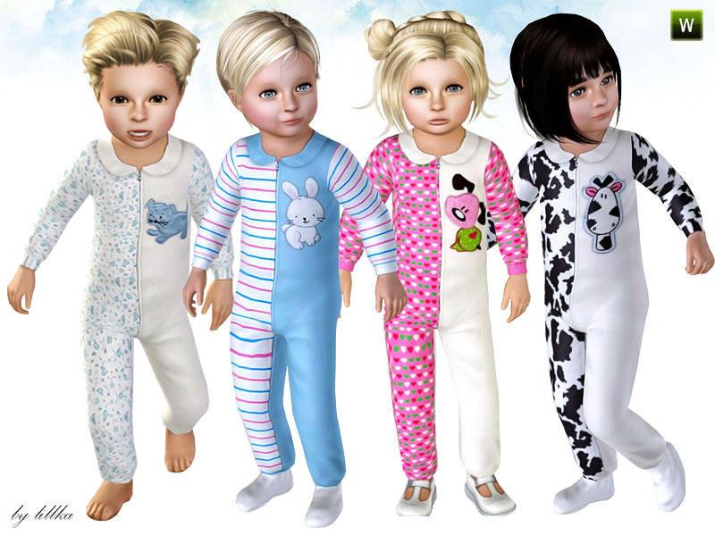 lillka's ~ Cute Toddler Romper