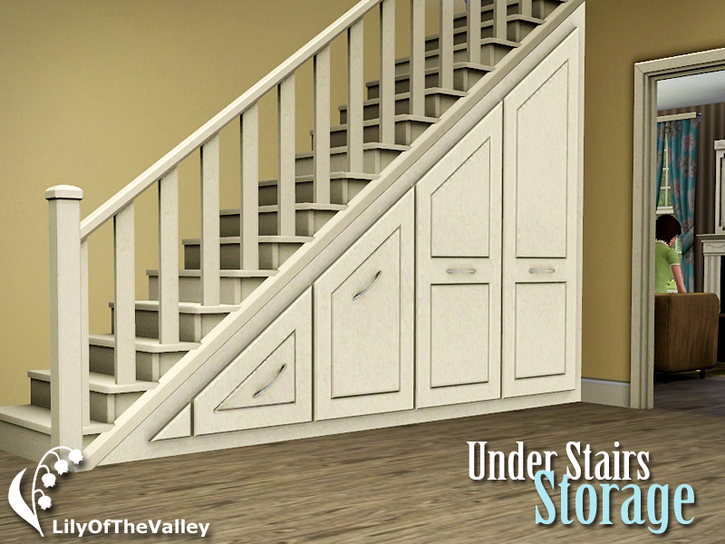 Lilyofthevalley 39 S Under Stairs Storage