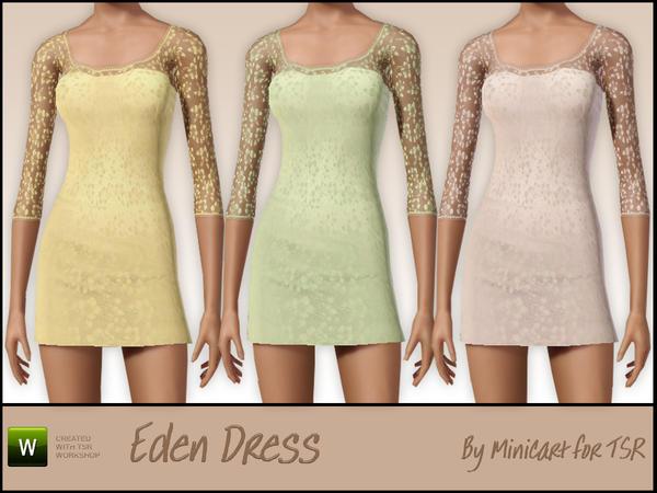 Eden Dress by Minicart (TSR - Free) W-600h-450-2024164