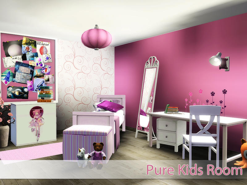 Angela S Pure Kids Room