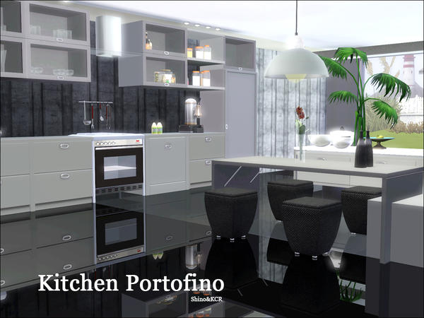 sims 3 kitchen ideas shinokcr s kitchenportofino 21712