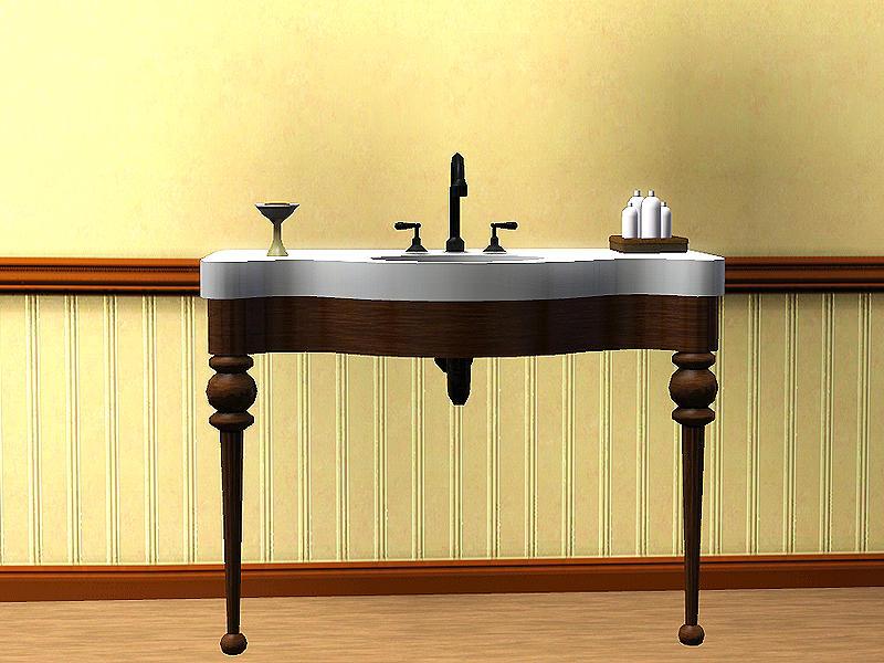 Thenumberswoman 39 s shabby chic romantic bathroom sink - Shabby chic bathroom sink ...