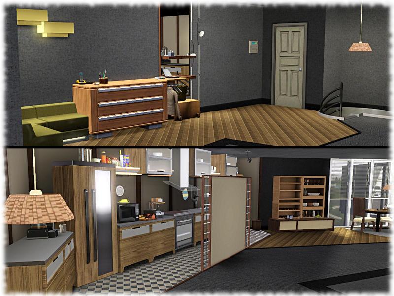 Solny 39 s black lead 1br apartment for Hope kitchen bridgeport ct