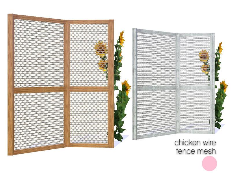 DOT\'s Chicken Wire Fence Mesh