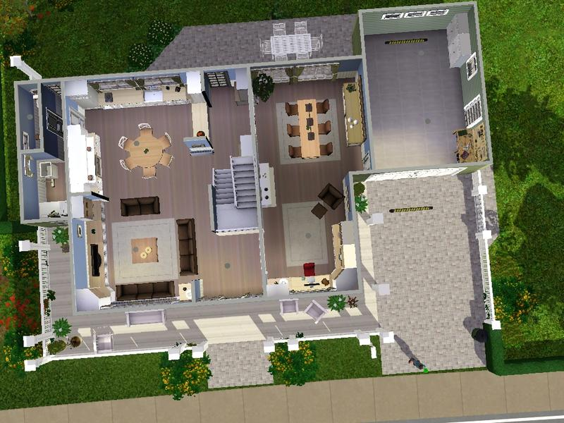 Desperate Housewives House Plans