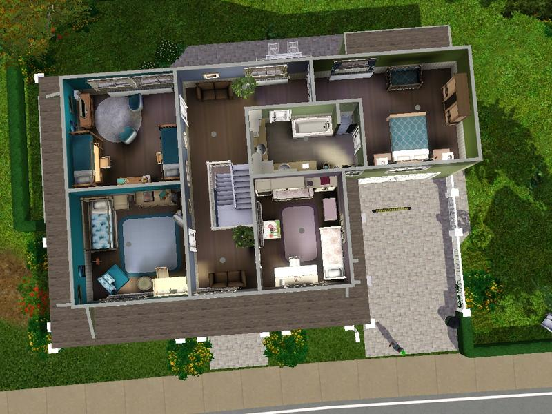 dorienskis Desperate Housewives the Scavo house : w 800h 600 2038683 from www.thesimsresource.com size 800 x 600 jpeg 93kB