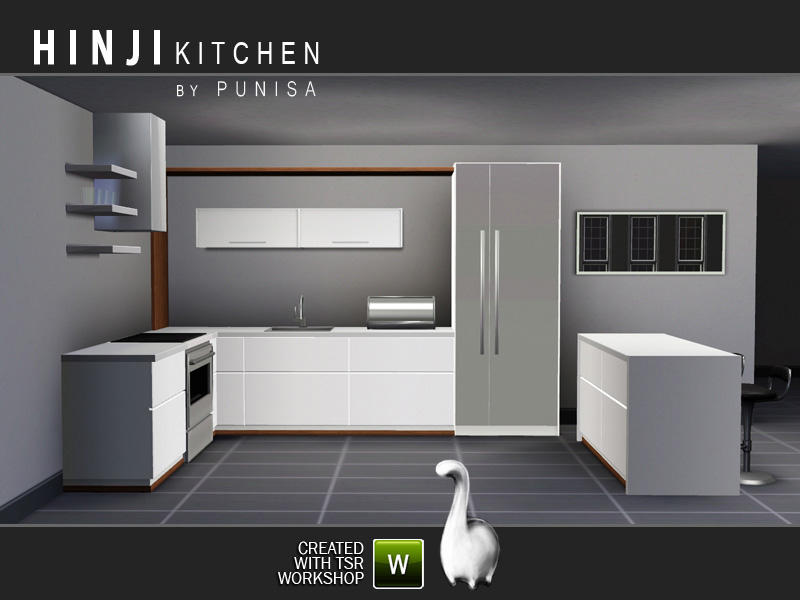 Sims  Mods Kitchen Decoration
