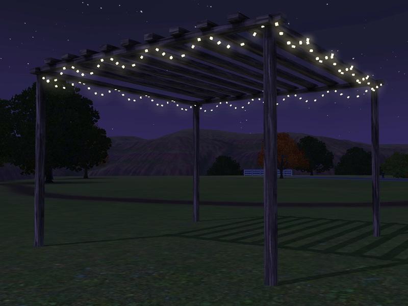 Sim Man123 S Hawthorne Hanging Lights