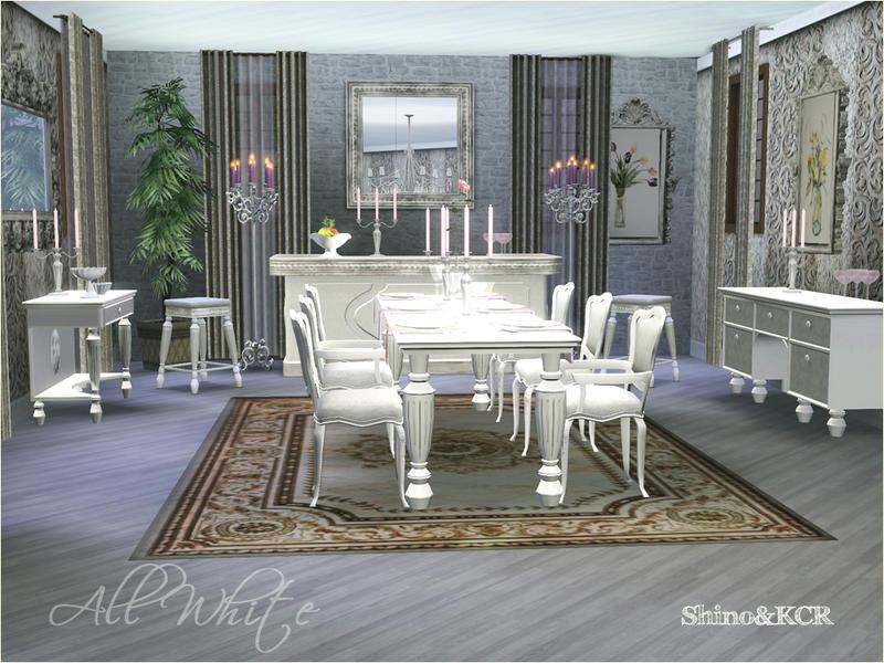 ShinoKCRs Elegant Dining