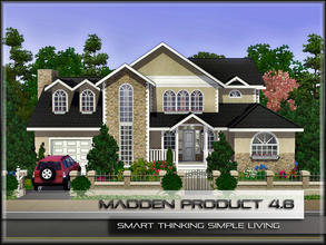 Sims 3 — MaddenProduct 4.8 (Furnished) by MaddenPro — MaddenPro 4.8 @ TSR,Fully Furnished,Enjoy it Requires ONLY BASE