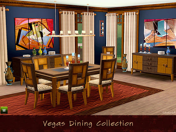 cashcraft s Vegas Dining Collection