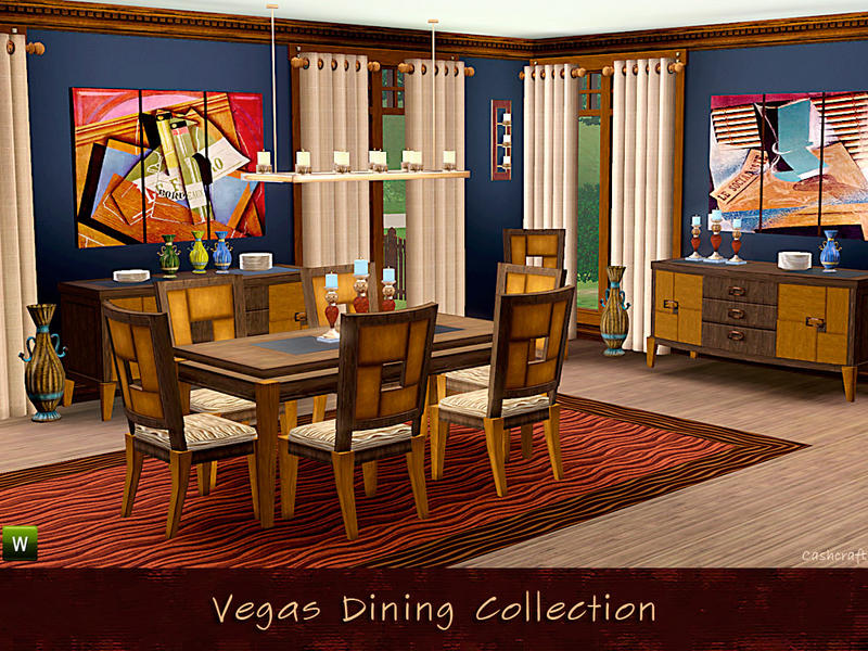 dining room sets las vegas | cashcraft's Vegas Dining Collection