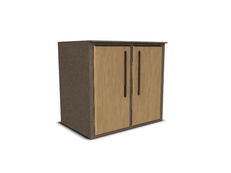 Lulu265 39 S Rustic Living Kitchen Counter Unit
