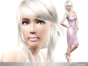 Sims 3 — Female ModeL-47 (YoungAdult) by TugmeL —