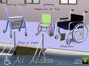 Sims 3 Downloads Stroller