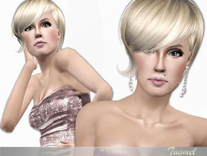 Sims 3 — Female ModeL-48 (YoungAdult) by TugmeL — Young Adult Female Model *Required: Only Base game (The Sims3) and