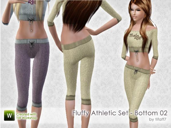 fluffy sports clothes - photo #4