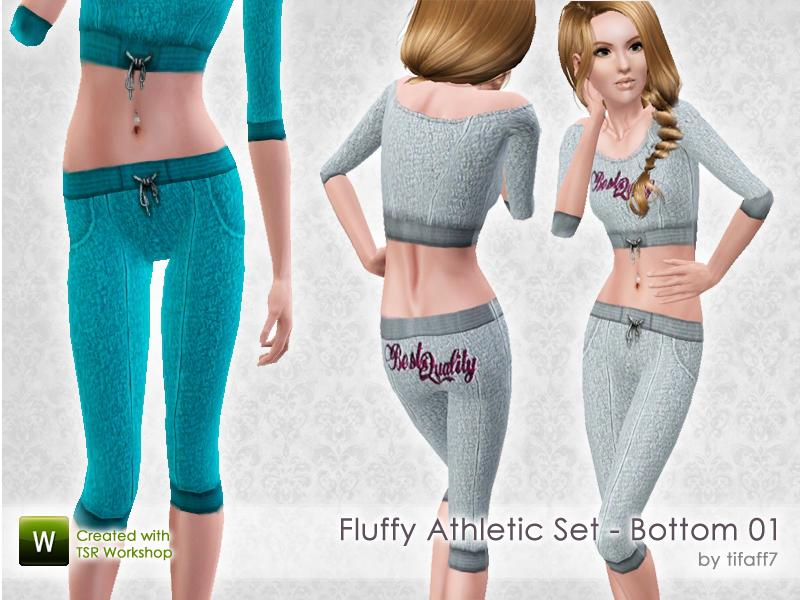 fluffy sports clothes - photo #2