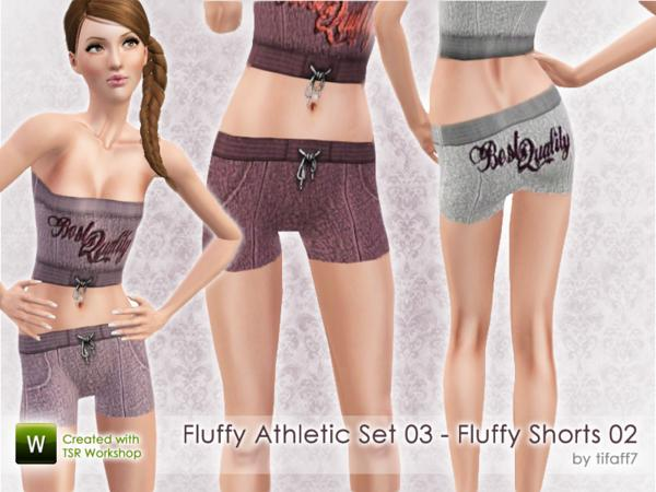 fluffy sports clothes - photo #18