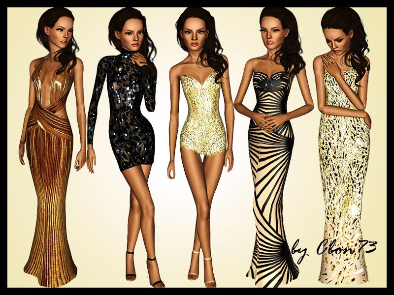 Cbon73 39 S Las Vegas Haute Couture Set