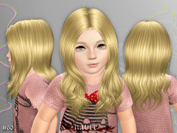 Hair Styles For Toddlers: Cazy's Navre Hairstyle